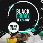 menù black friday la corte